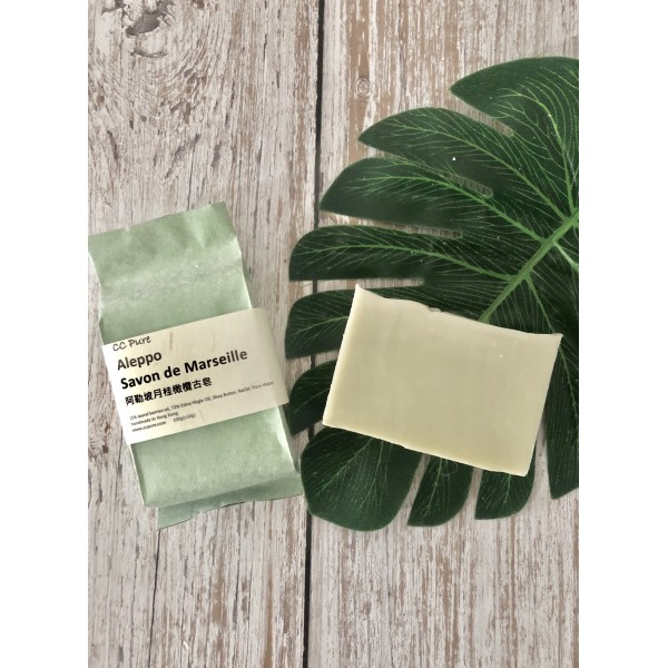 阿勒坡月桂橄欖古皂